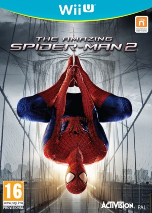 Copertina The Amazing Spider-Man 2 - Wii U