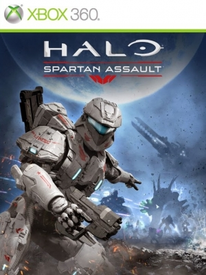 Copertina Halo Spartan Assault - Xbox 360
