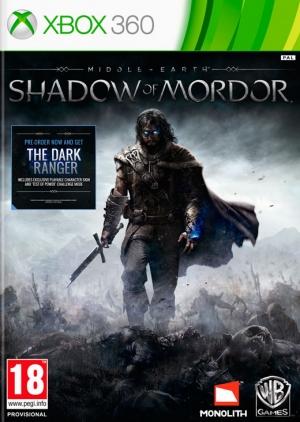 Copertina La Terra di Mezzo: L'Ombra di Mordor - Xbox 360