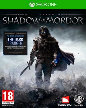 Copertina La Terra di Mezzo: L'Ombra di Mordor - Xbox One