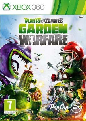 Copertina Plants vs Zombies: Garden Warfare - Xbox 360