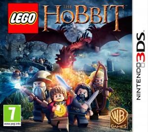 Copertina LEGO Lo Hobbit - 3DS