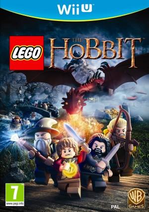 Copertina LEGO Lo Hobbit - Wii U
