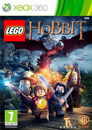Copertina LEGO Lo Hobbit - Xbox 360