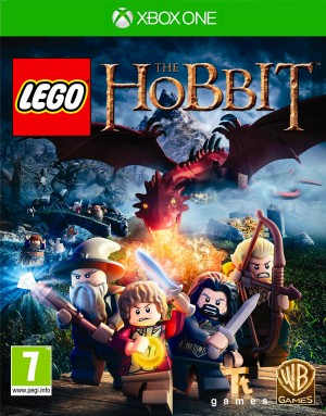 Copertina LEGO Lo Hobbit - Xbox One