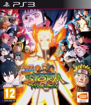 Copertina Naruto Shippuden: Ultimate Ninja Storm Revolution - PS3