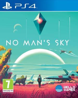 Copertina No Man's Sky - PS4
