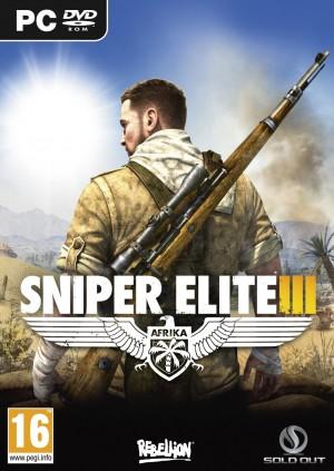 Copertina Sniper Elite 3 - PC