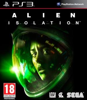 Copertina Alien: Isolation - PS3