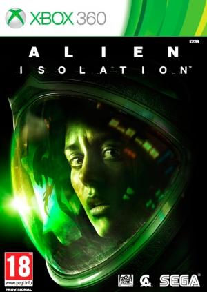 Copertina Alien: Isolation - Xbox 360