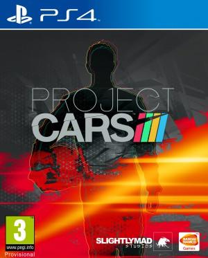 Copertina Project CARS - PS4