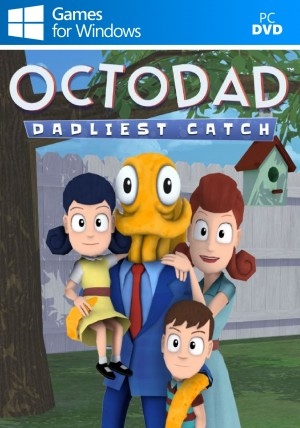 Copertina Octodad: Dadliest Catch - PC