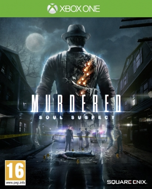 Copertina Murdered: Soul Suspect - Xbox One