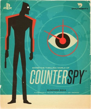 Copertina CounterSpy - PS4