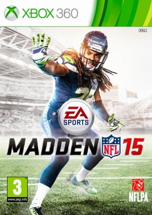 Copertina Madden NFL 15 - Xbox 360