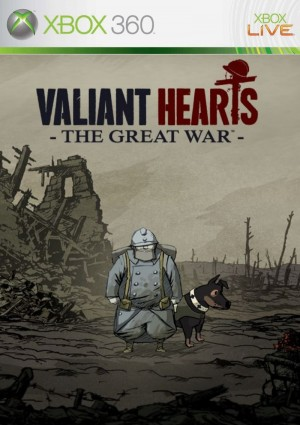 Copertina Valiant Hearts: The Great War - Xbox 360