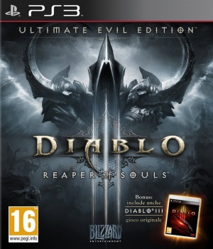 Copertina Diablo III: Ultimate Evil Edition - PS3