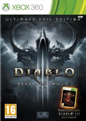Copertina Diablo III: Ultimate Evil Edition - Xbox 360