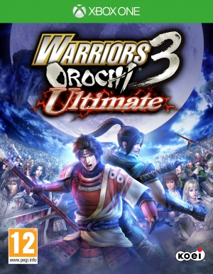 Copertina Warriors Orochi 3 Ultimate - Xbox One