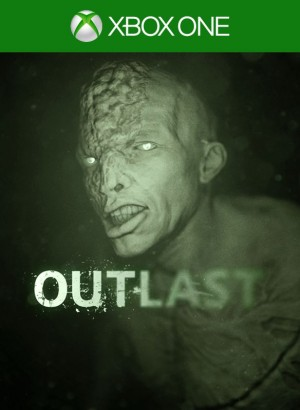 Copertina Outlast - Xbox One