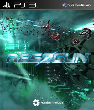 Copertina Resogun - PS3
