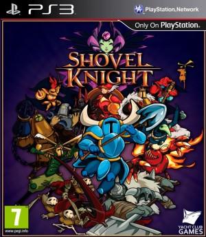 Copertina Shovel Knight - PS3