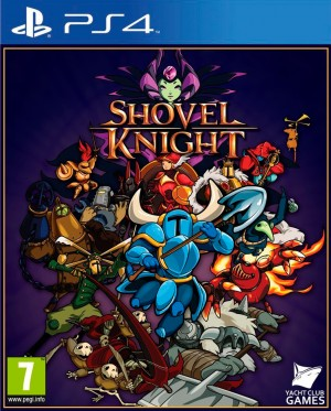 Copertina Shovel Knight - PS4