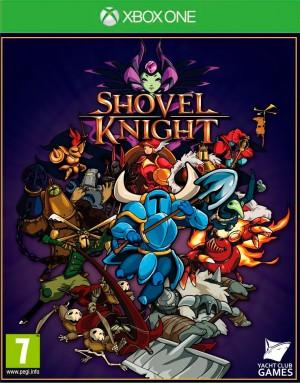 Copertina Shovel Knight - Xbox One