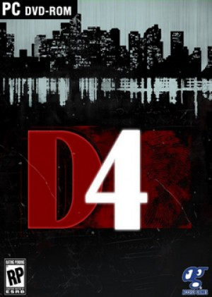 Copertina D4: Dark Dreams Don't Die - PC