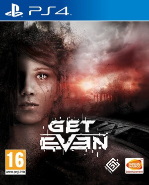 Copertina Get Even - PS4
