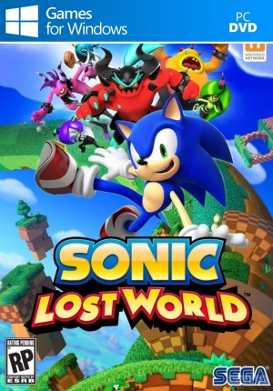 Copertina Sonic Lost World - PC