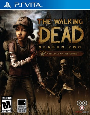 Copertina The Walking Dead Stagione 2 - Episode 1: All That Remains - PS Vita