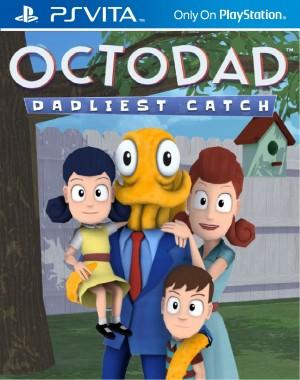 Copertina Octodad: Dadliest Catch - PS Vita