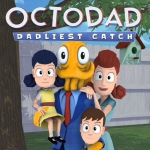 Copertina Octodad: Dadliest Catch - Wii U