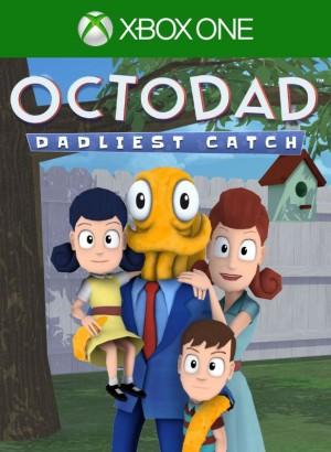 Copertina Octodad: Dadliest Catch - Xbox One