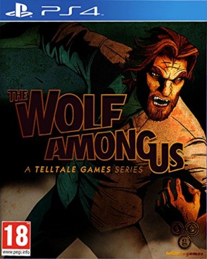 Copertina The Wolf Among Us Episode 1: Faith - PS4