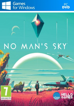 Copertina No Man's Sky - PC