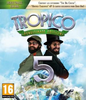 Copertina Tropico 5 - Xbox One
