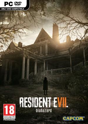 Copertina Resident Evil 7 - PC