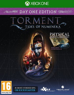 Copertina Torment: Tides of Numenera - Xbox One