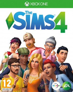 Copertina The Sims 4 - Xbox One
