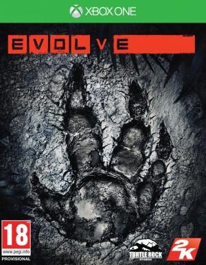 Copertina Evolve - Xbox One