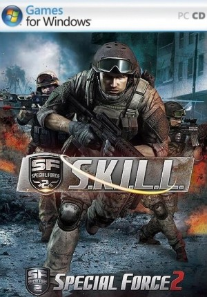 Copertina S.K.I.L.L. - Special Force 2 - PC