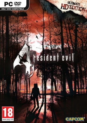 Copertina Resident Evil 4 Ultimate HD Edition - PC