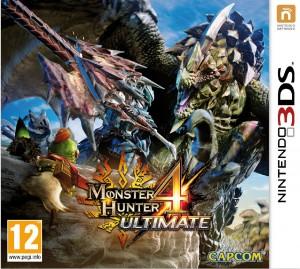 Copertina Monster Hunter 4 Ultimate - 3DS