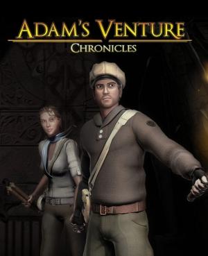 Copertina Adam's Venture Chronicles - PS3