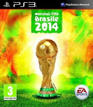 Copertina Mondiali FIFA Brasile 2014 - PS3