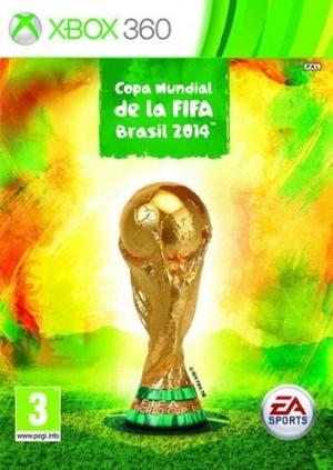 Copertina Mondiali FIFA Brasile 2014 - Xbox 360