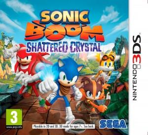 Copertina Sonic Boom: l'Ascesa di Lyric - 3DS