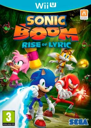 Copertina Sonic Boom: l'Ascesa di Lyric - Wii U